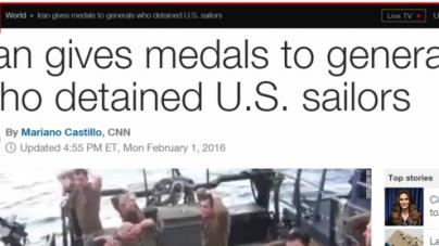 Iran Continues Mocking and Humiliating American Leaders