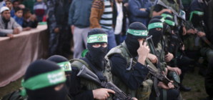 Hamas Fires Rockets from Gaza, Israel Retaliates, Hamas Gets Their Wish.