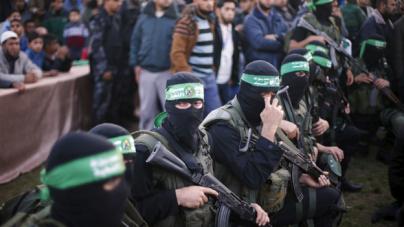 Hamas Fires Rockets from Gaza, Israel Retaliates, Hamas Gets Their Wish.