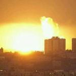 IDF targets Hamas