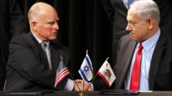 Breaking News! California Governor Brown Signs Anti-BDS Bill into Law.