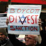 The BDS movement degraded as California passes anti-BDS bill.