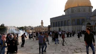Mourning in Jerusalem August 1st, 2017 – The 9th of Av.