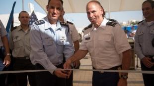 U.S. Opens First Military Base on Israeli Soil
