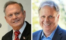 Roy Moore on Israel, Critical Issue for the Senate Race
