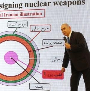 Iran's Secret Nuclear Files Revealed By Netanyahu