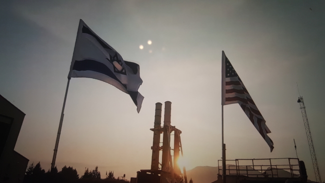 U.S. – Israel Shot Down Long-Range Missile over Alaska