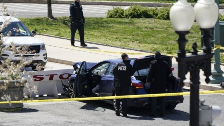 Islamic Style Attack on Capitol